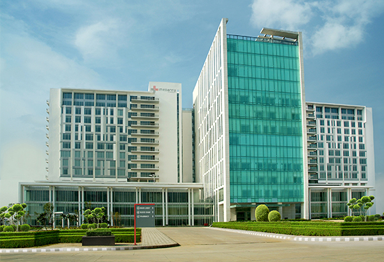 Medanta Medicity Hospital Gurgaon India